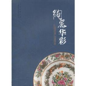 绚丽华彩-广东省博物馆藏广彩瓷器精品展(溢价图书)