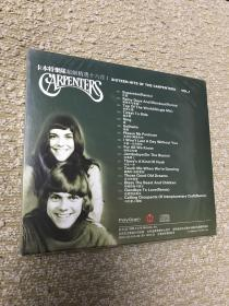 卡本特乐队超级精选十六首 CD未拆封
