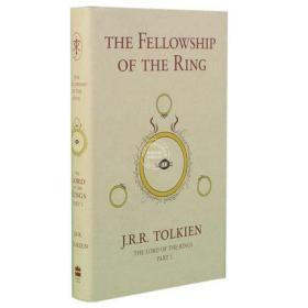 The Fellowship of the Ring (The Lord of the Rings Part 1)指环王1:魔戒现身 英文原版