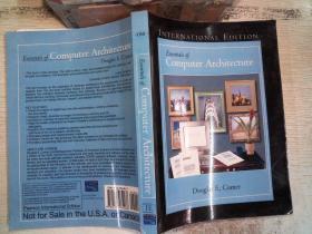 Essentials of Computer Architecture: International Edition