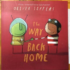 平装 The Way Back Home 绘本故事书