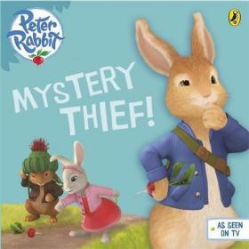 Peter Rabbit Animation: Mystery Thief!彼得兔动画故事书:神秘的小偷!
