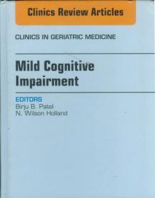 Clinics in Geriatric Medicine