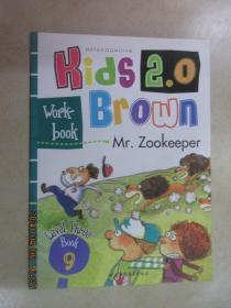 布朗儿童英语  练习册     Mr.  Zookeeper  (level  3,book  9)