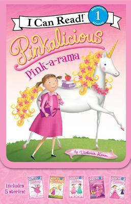 Pinkalicious:Pink-a-rama(ICanRead,Level1)