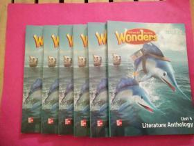 wonders unit1-6册