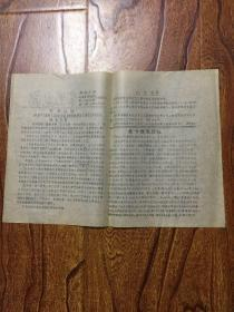 文革小报:海上报导(第73期)