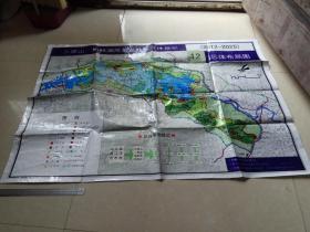 柘林湖地图