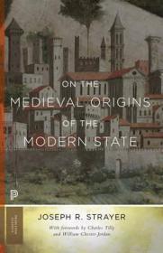[英文]《现代国家的中世纪起源》(普林斯顿大学出版)On the Medieval Origins of the Modern State