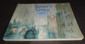 2手英文 Turners Venice 透纳的威尼斯 ga14