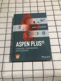 ASPEN  PLUS   CHEMICAL  ENGINEERING  APPLICATIONS