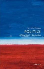 [英文](牛津通识读本系列)《政治学:简导论》Politics:A Very Short Introduction