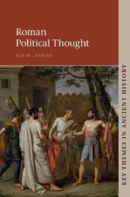 [英文]《罗马政治思想》(剑桥版)Roman Political Thought