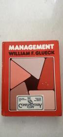 MANAGEMENT.WILLIAMF.GLUECK   管理学家格鲁克.
