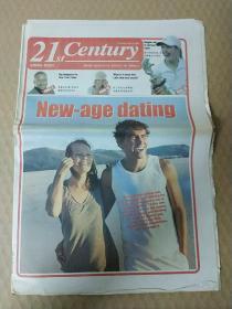 《21世紀報》(英文版)   2003年5月15日