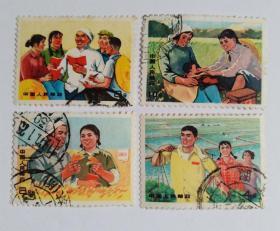 文17 知识青年在农村信销邮票全