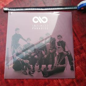 INFINITE  PARADISE大光盘唱片