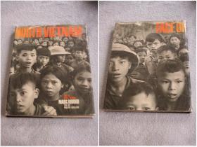 1970年英文版摄影大师马克吕布----著名的《北越面孔》作品集,作为越南战争爆发后惟一获准入境的西方摄影师,真实而艺术的记载越南1960-1970年间的社会。分为:轰炸,乡村,工厂,战士,学校,宗教,领导人,河内等主题,并有一章的文字记载。