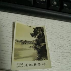 老照片:革命历史名城遵义  远眺新华侨  50年代左右  照片型   如图   编号 分1号册