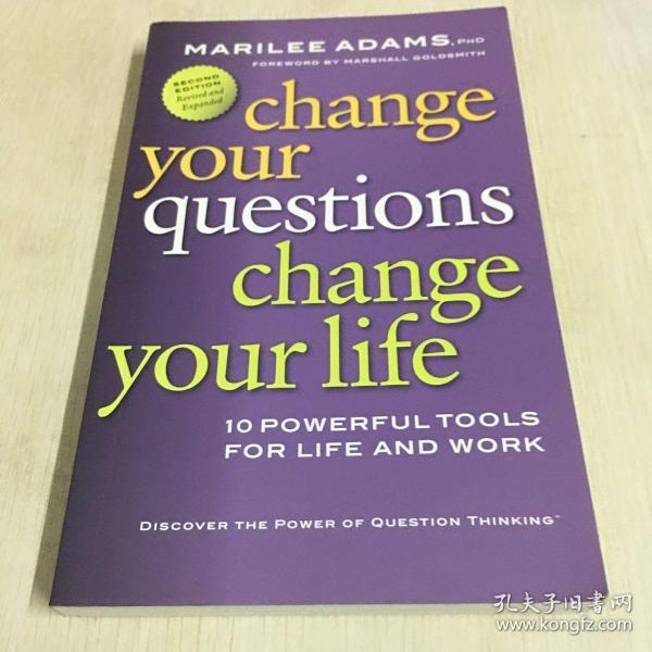 Change Your Questions, Change Your Life:10 Powerful Tools for Life and Work (BK Life (Paperback))
