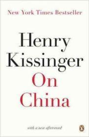 [英文] 基辛格 《论中国》On China