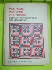 Political Patterns in America: Conflict Representation and Resolution