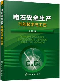 电石安全生产节能技术与工艺