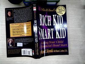 Rich Dads Rich Kid, Smart Kid:Giving Your Children a Financial Headstart