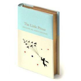 英文原版 小王子 精装收藏 Collectors Library系列 The Little Prince