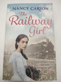The Railway Girl 铁路女孩 英文版 库存特价小说