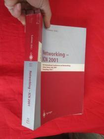 Networking ICN 2001      (小16开)  【详见图】