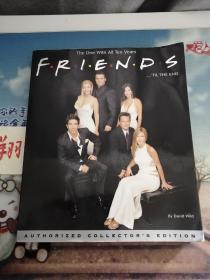 Friends: til the End: The One With All Ten Years(英文原版)