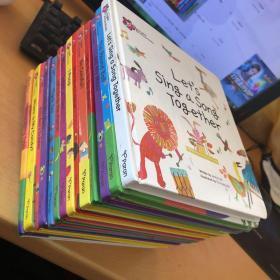 honey English picture books16本合售
