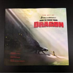 [現貨]馴龍高手 電影設定集The Art of How to Train Your Dragon