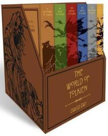 [预订]The World of Tolkien Boxed Set(托尔金的世界)