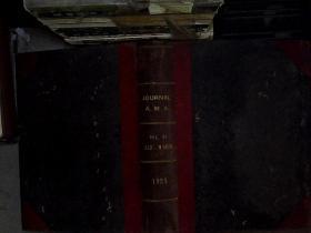 the journal of the american medica association 1925 jan-march  美国医学协会杂志1925年1月-3月
