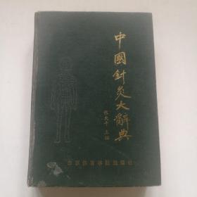 中国针炙大辞典