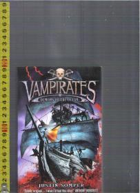 Vampirates demons of the ocean【店里有许许多多英文原版小说欢迎选购】