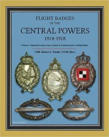 Flight Badges of the Central Powers1914-1918德国陆空纪念徽章
