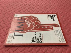 Time March 14,2011(品相如图)(英文原版,美国时代周刊) 最佳英语阅好英语学习资料 /英文原版杂志