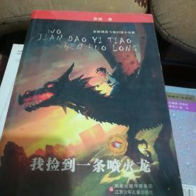 我捡到一条喷火龙:彭懿精灵飞舞幻想小说集