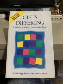 Gifts Differing:Understanding Personality Type