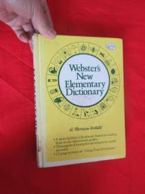 Websters New Elementary Dictionary    (小16开,精装)外文原版