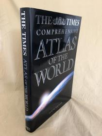 The  comprehensive Atlas of the world   世界综合地图集