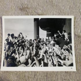 文革 主席总理照片