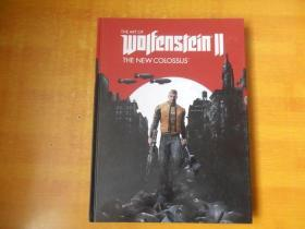 THE ART OF WOLFENSTEIN ;THE NEW COLOSSUS【英文原版 精装】大16开