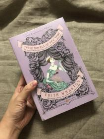 Three Novels of New York: The House of Mirth, The Custom of the Country, The Age of Innocence (Penguin Classics Deluxe Edition) 【伊迪丝·华顿 纽约三部曲,企鹅一百五十周年豪华纪念版,英文版,毛边】弗兰岑作序