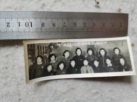 50年代山东省工会干部美女合影