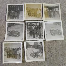 老照片一组 8张