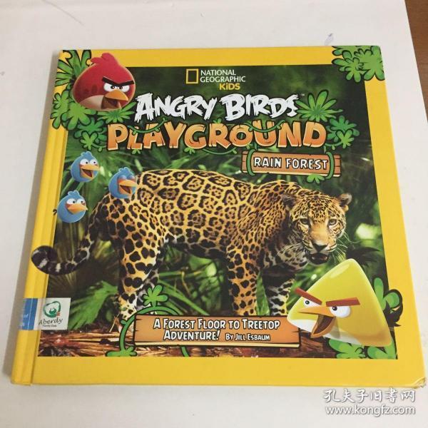 AngryBirdsPlayground:RainForest愤怒的小鸟游乐场:热带雨林